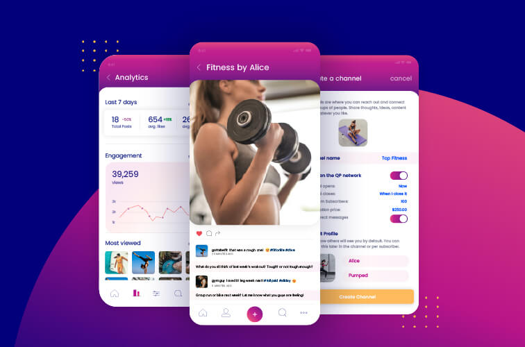First-of-its-Kind Premium Messaging & Monetization App Quantum Pigeon™ Announces $2.2 M Seed Round & Exclusive Availability